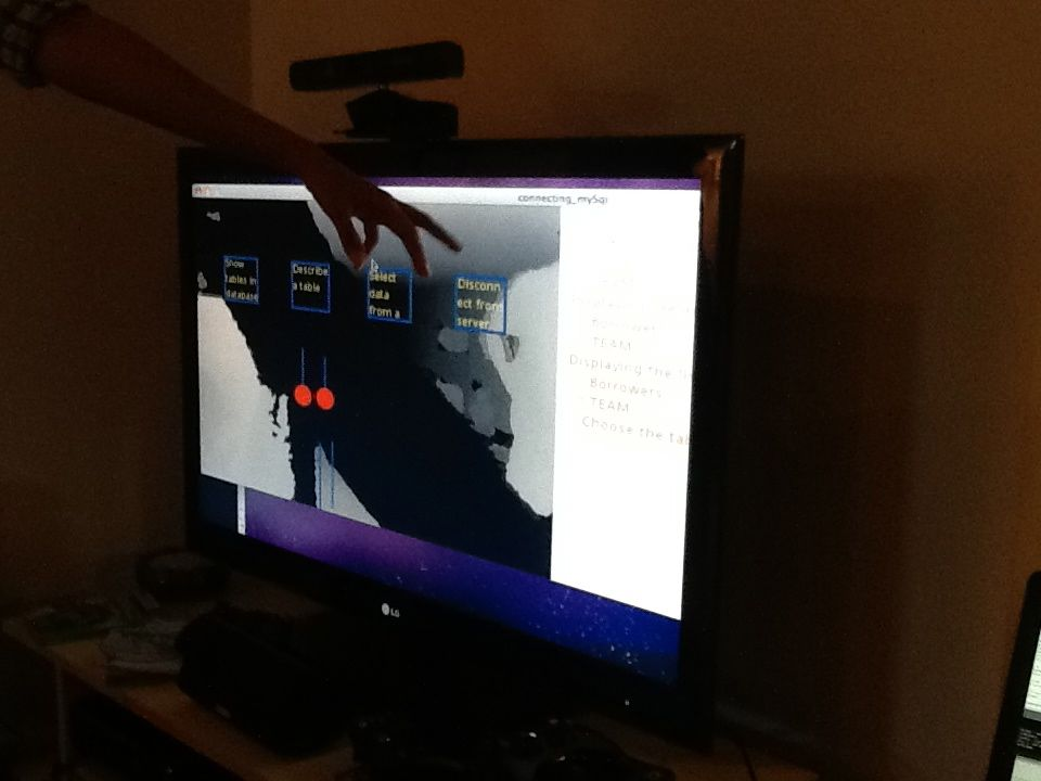 Kinect_SQLinterface